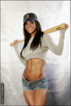 girls sexy Red sox